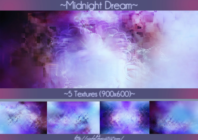 13 Texture Pack (900x600) - Midnight Dream Previe11