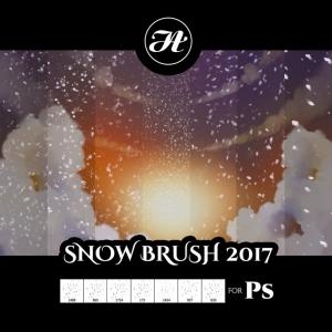 snow photoshop brushes - Pinceles de Nieve para Photoshop Snow-p10