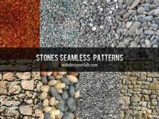 Stones Seamless Patterns Timthu11