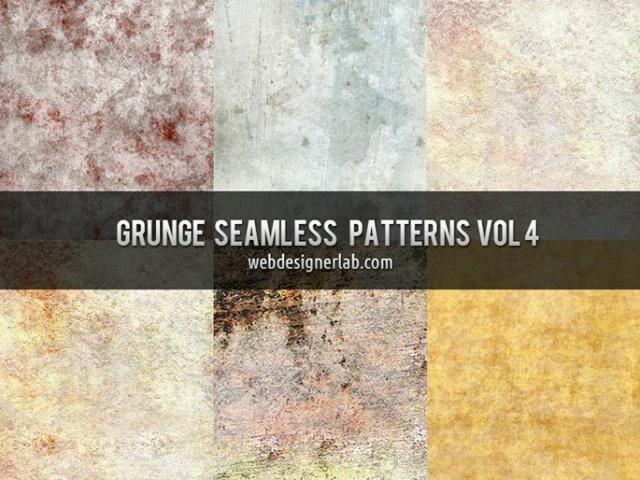 Grunge Seamless Patterns Vol. 4 Timthu13