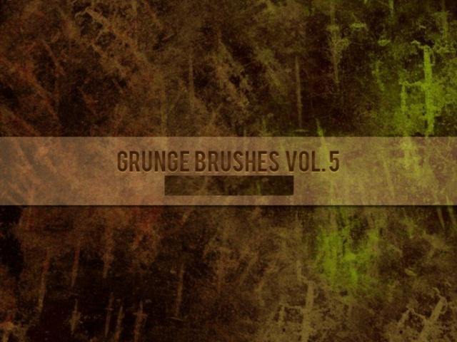 *☆* Grunge Brushes Vol. 5 *☆*  Timthu15