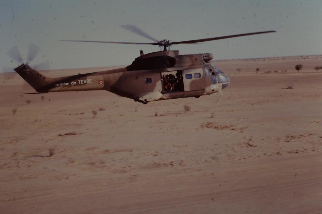 Opération MANTA  (TCHAD) Missio10