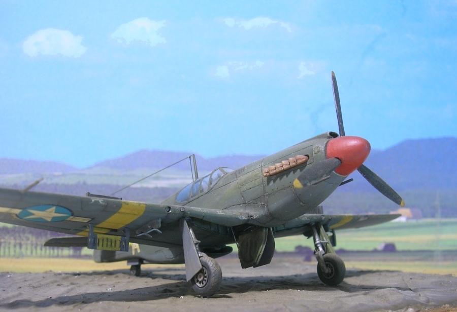 """North-American A36A """"Apache"""" A36a_014"""