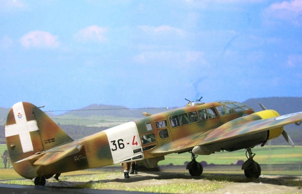 Caproni Ca311 1/72, Yougoslavie 1941 Ca311_27