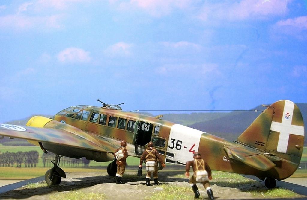 Caproni Ca311 1/72, Yougoslavie 1941 Ca311_28