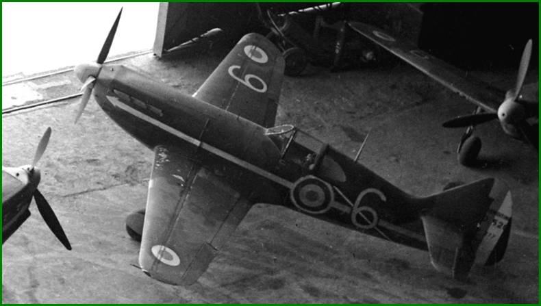 Montage: Dewoitine D520 Vichy en Syrie  D520_l13