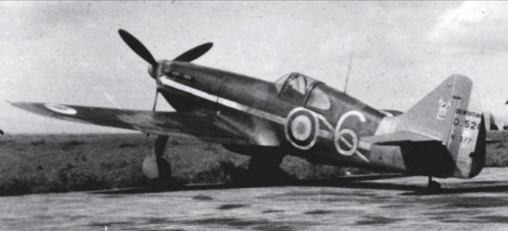 Montage: Dewoitine D520 Vichy en Syrie  D520_p10