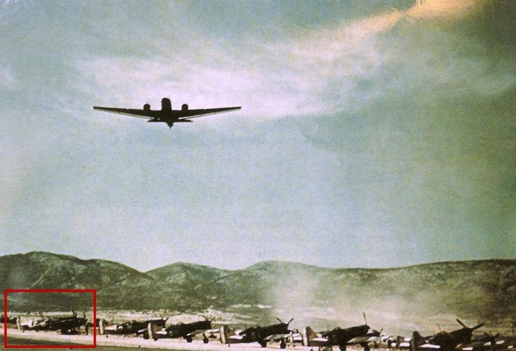 Montage: Dewoitine D520 Vichy en Syrie  D520_p25