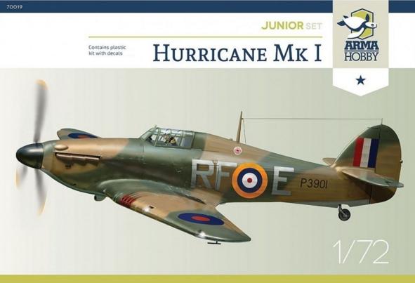 Montage: Hurricane MkI irlandais Hurric11