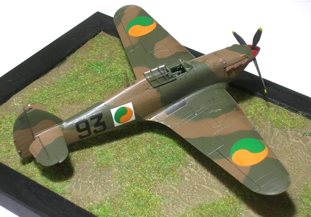 Hawker Hurricane MkI irlandais 1/72 Hurric28