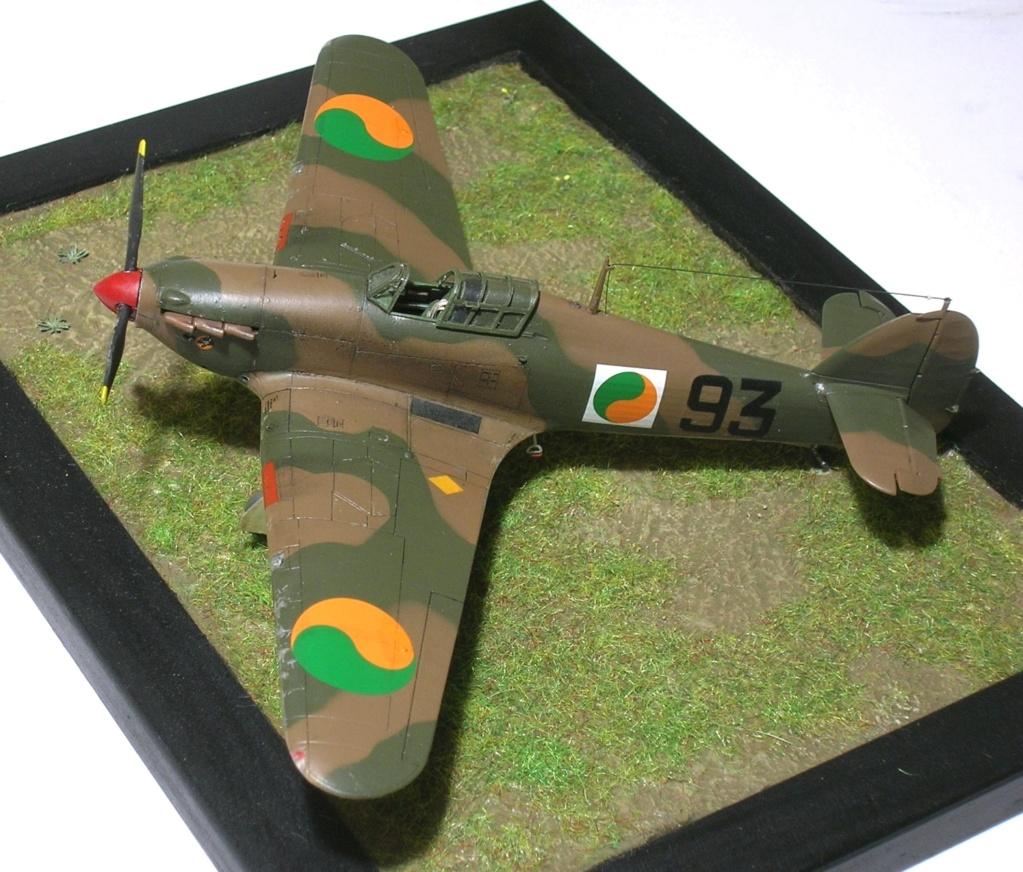 Hawker Hurricane MkI irlandais 1/72 Hurric30