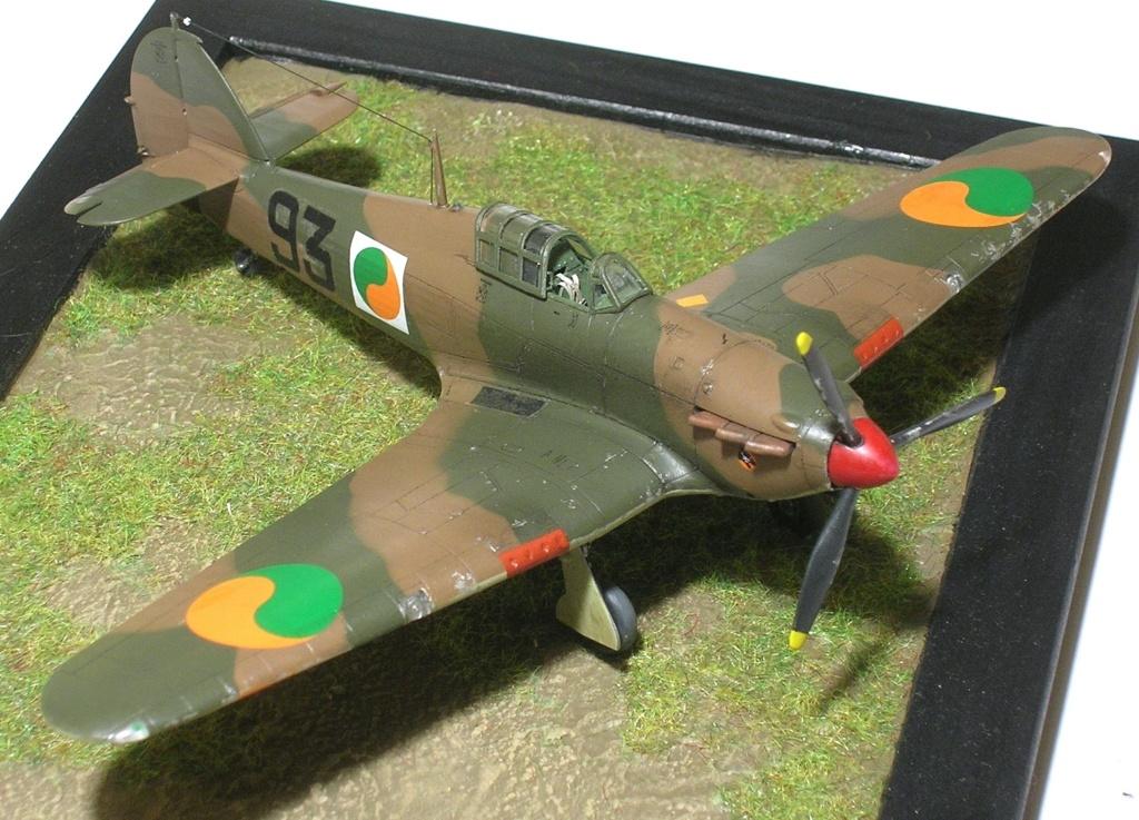 Hawker Hurricane MkI irlandais 1/72 Hurric31