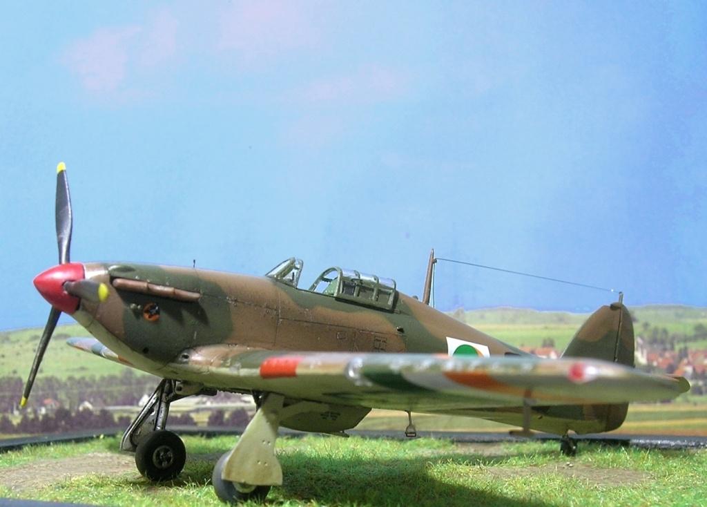 Hawker Hurricane MkI irlandais 1/72 Hurric32