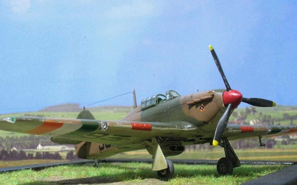 Hawker Hurricane MkI irlandais 1/72 Hurric33