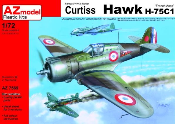 Curtiss H75A6 Hawk norvégien 1/72 Kitbox11