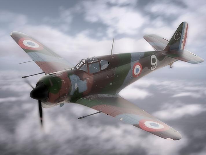 montage: Bloch MB152 Armée de l'Air [RS Models, Brengun, Falcon 1/72] - Page 5 Mb152_72