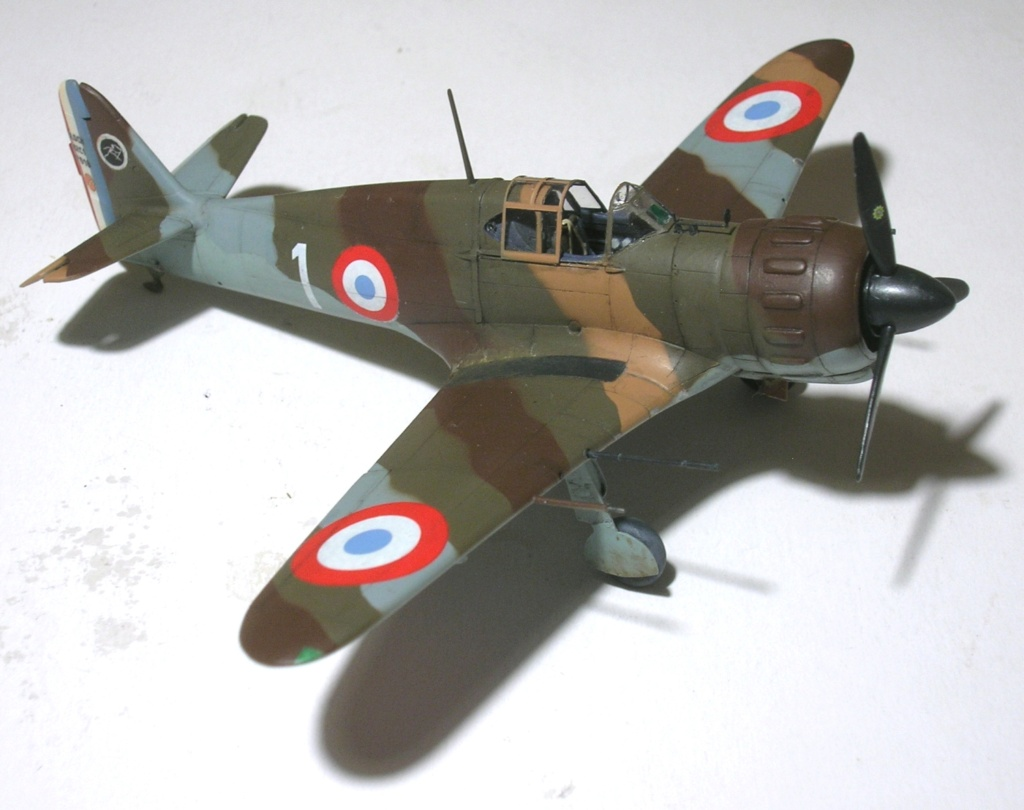 montage: Bloch MB152 Armée de l'Air [RS Models, Brengun, Falcon 1/72] - Page 6 Mb152_77
