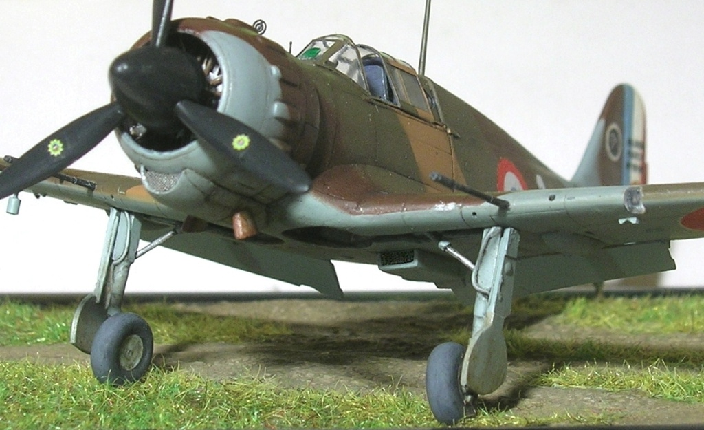 montage: Bloch MB152 Armée de l'Air [RS Models, Brengun, Falcon 1/72] - Page 6 Mb152_80