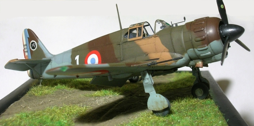 montage: Bloch MB152 Armée de l'Air [RS Models, Brengun, Falcon 1/72] - Page 6 Mb152_83