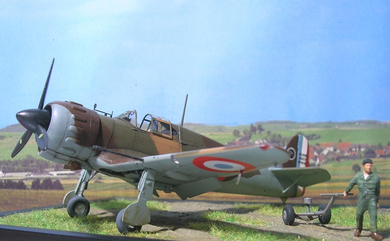 Bloch MB152 bataille de France 1/72 Mb152_85