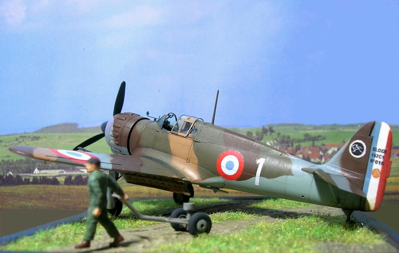 Bloch MB152 bataille de France 1/72 Mb152_87