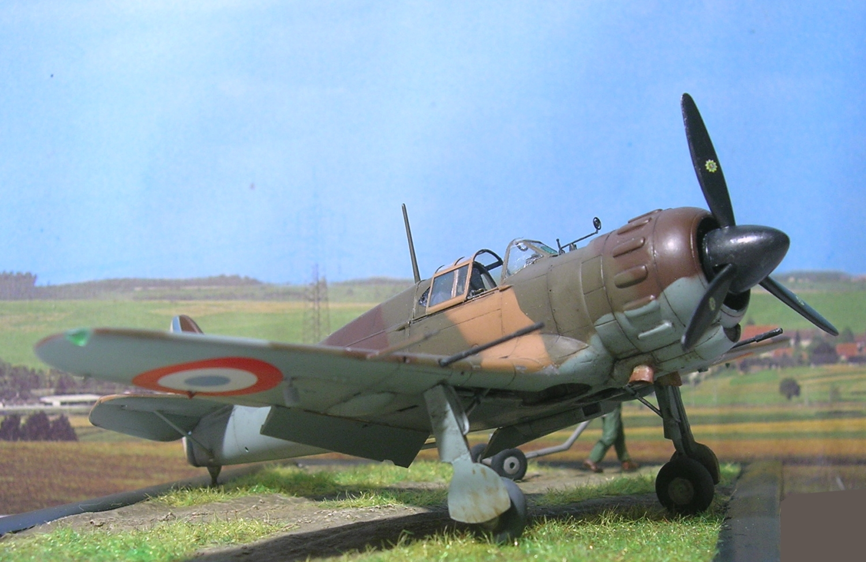 Bloch MB152 bataille de France 1/72 Mb152_88