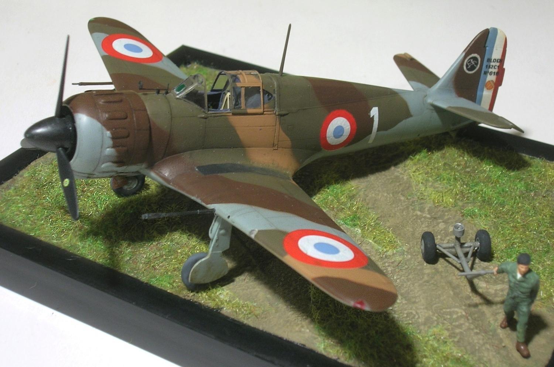 Bloch MB152 bataille de France 1/72 Mb152_89