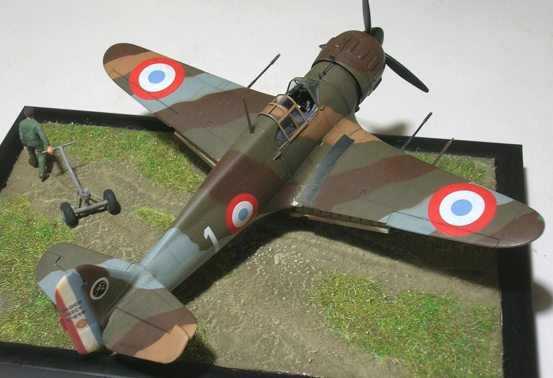 Bloch MB152 bataille de France 1/72 Mb152_90