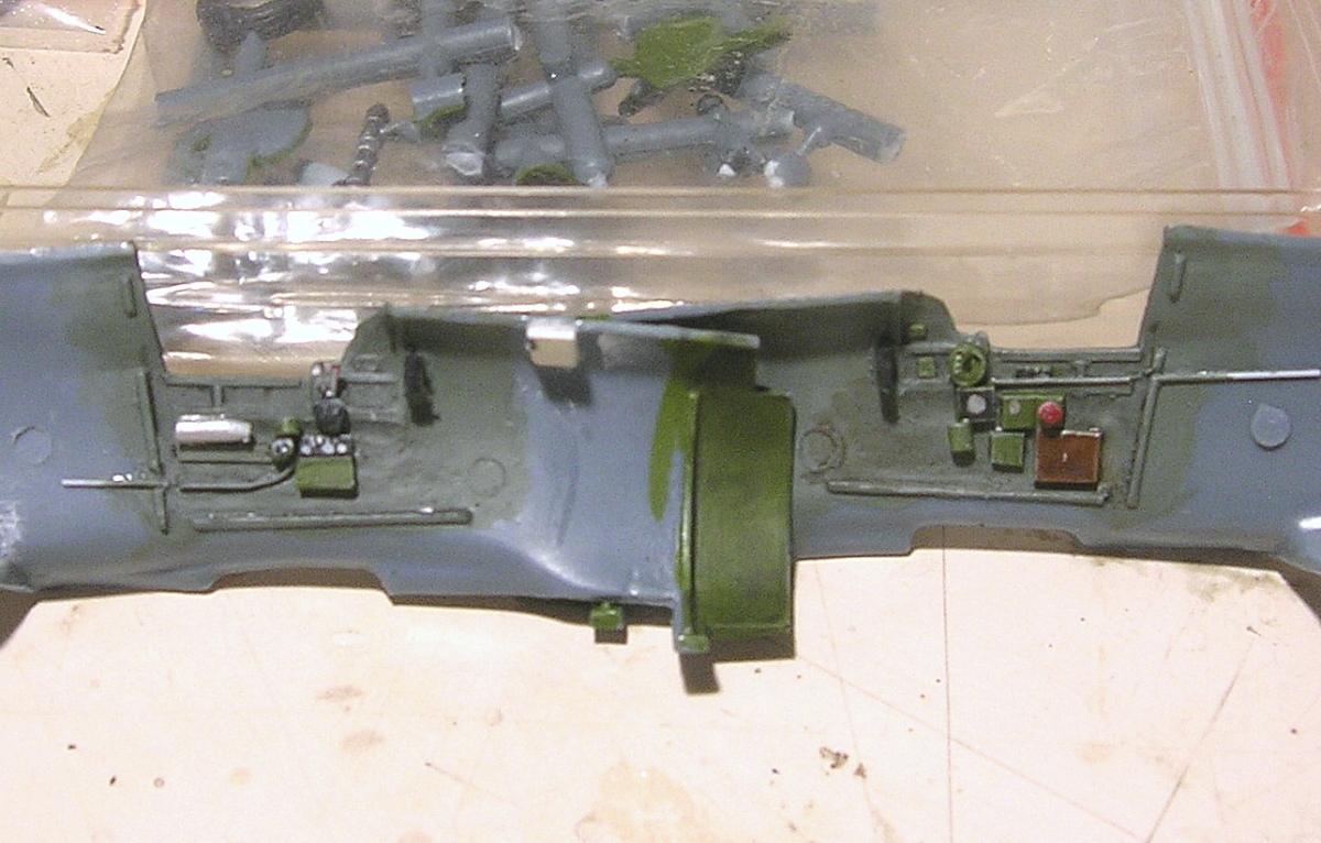 Curtiss H75A6 Hawk norvégien 1/72 - Page 4 Monta113