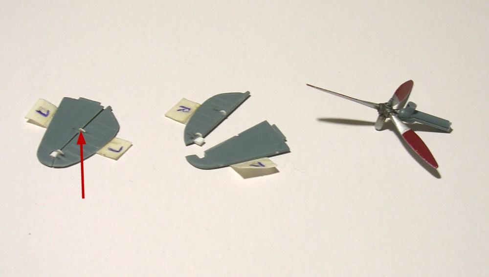 Montage_Curtiss H75A6 Hawk norvégien 1/72 - Page 3 Monta124