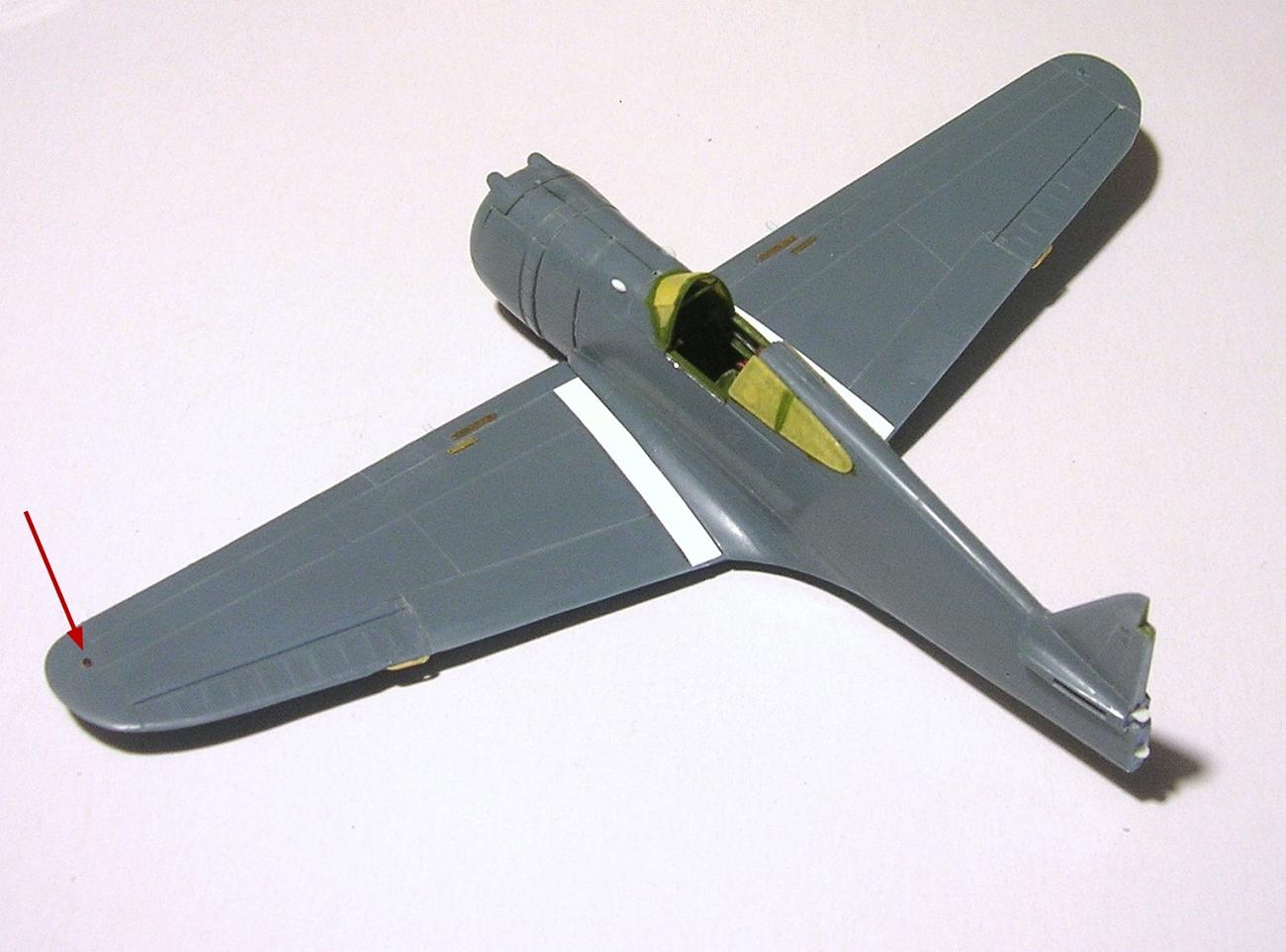 Montage_Curtiss H75A6 Hawk norvégien 1/72 - Page 3 Monta128