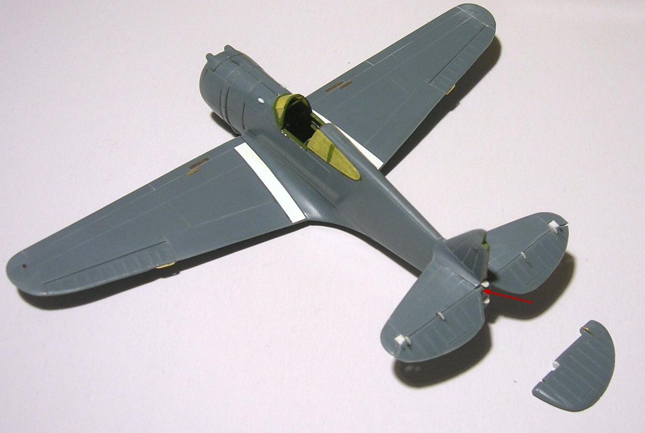 Montage_Curtiss H75A6 Hawk norvégien 1/72 - Page 3 Monta129