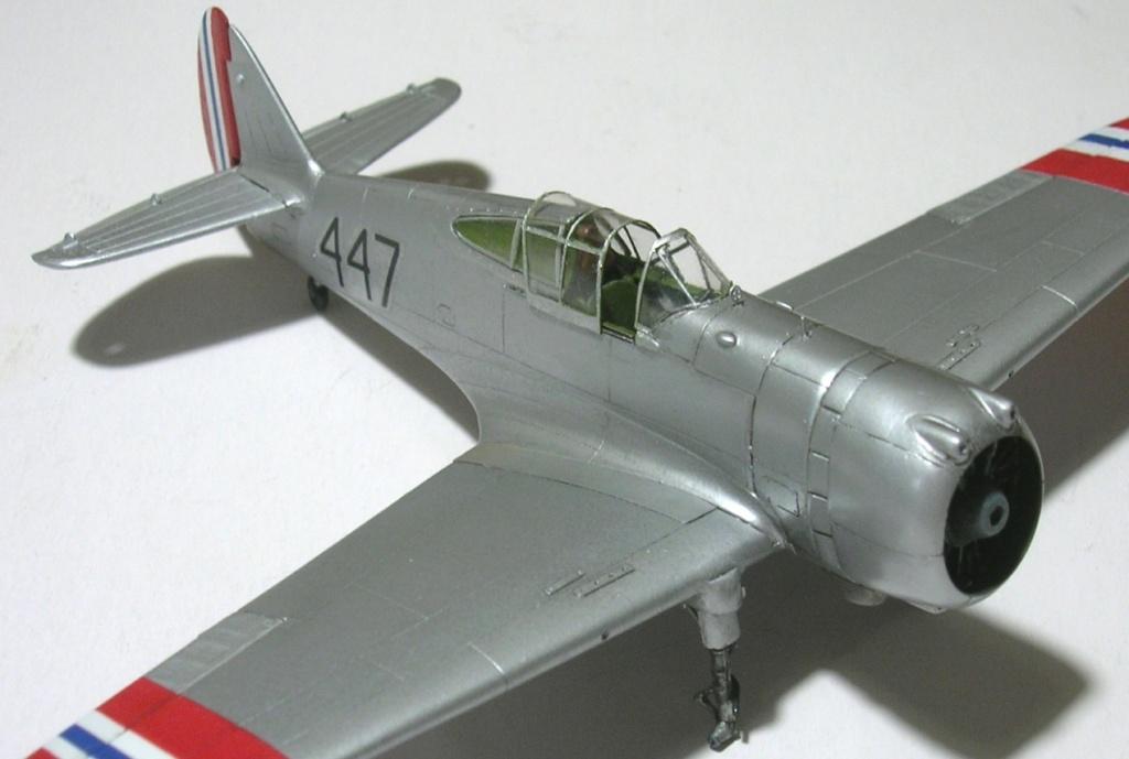 Montage_Curtiss H75A6 Hawk norvégien 1/72 - Page 5 Monta146
