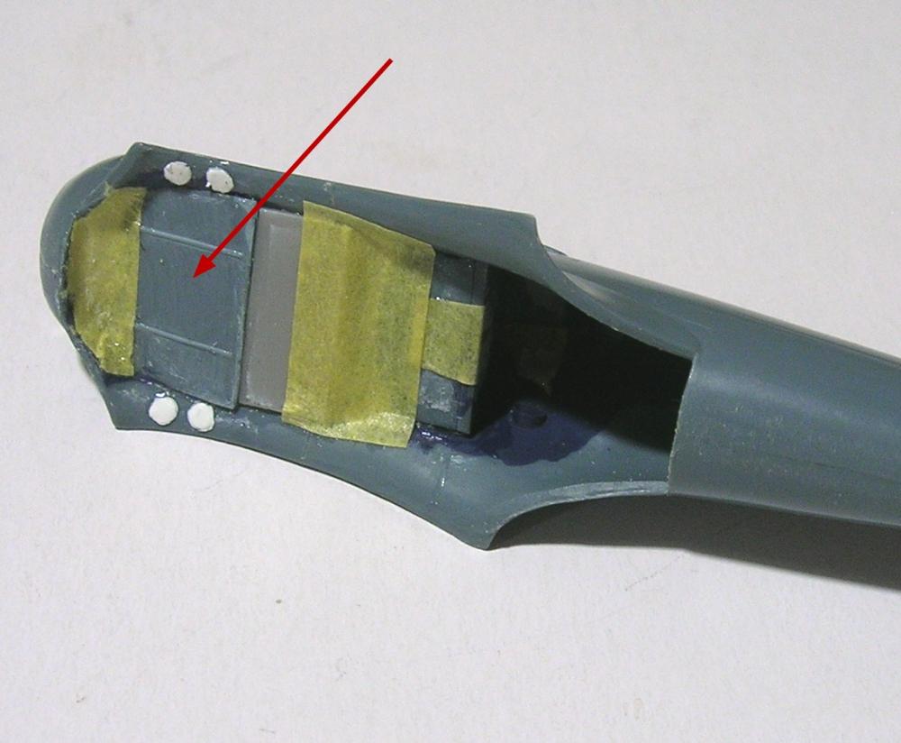 montage: Bloch MB152 Armée de l'Air [RS Models, Brengun, Falcon 1/72] - Page 2 Monta182