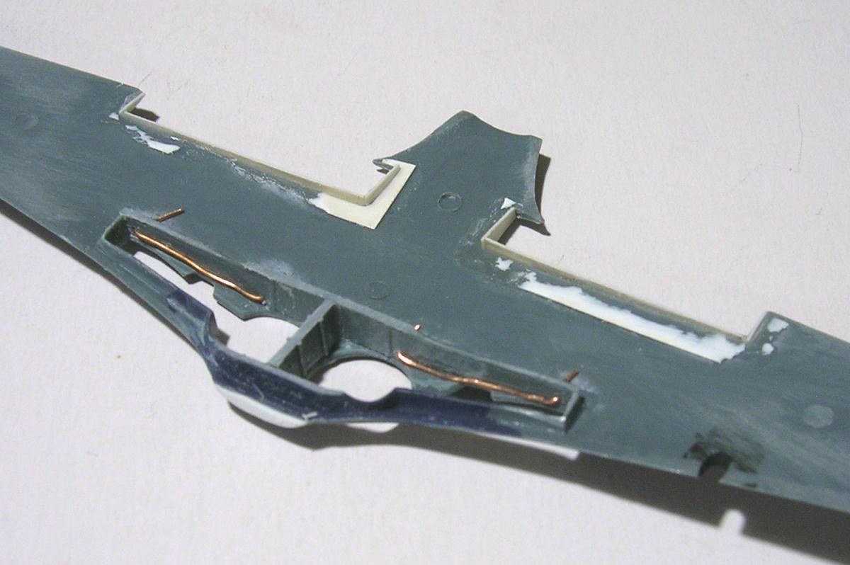 montage: Bloch MB152 Armée de l'Air [RS Models, Brengun, Falcon 1/72] - Page 2 Monta184