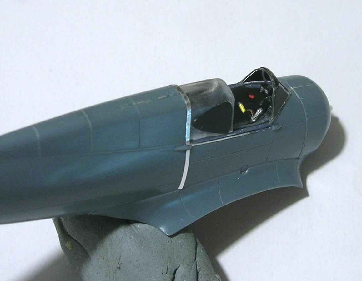 montage: Bloch MB152 Armée de l'Air [RS Models, Brengun, Falcon 1/72] - Page 2 Monta207