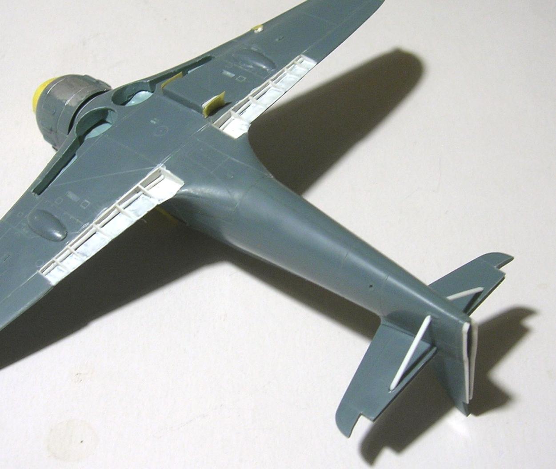 montage: Bloch MB152 Armée de l'Air [RS Models, Brengun, Falcon 1/72] - Page 4 Monta221