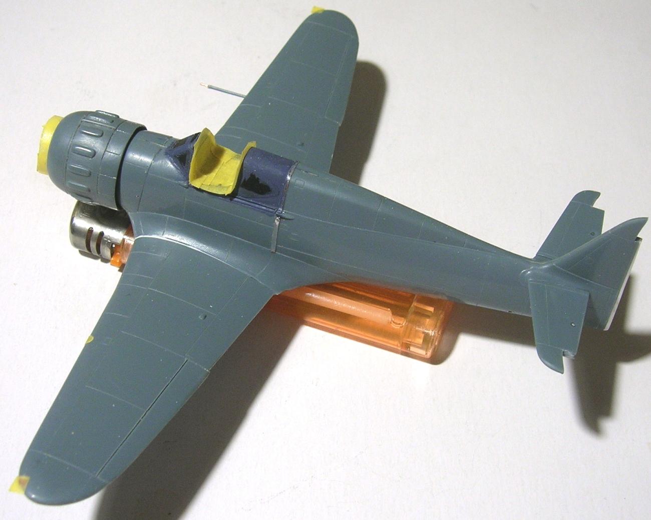 montage: Bloch MB152 Armée de l'Air [RS Models, Brengun, Falcon 1/72] - Page 4 Monta222