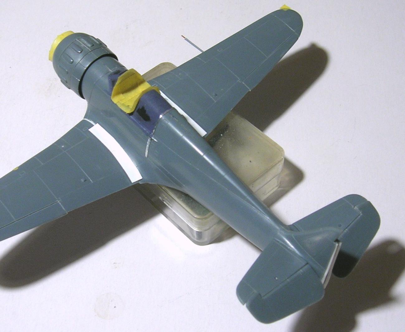 montage: Bloch MB152 Armée de l'Air [RS Models, Brengun, Falcon 1/72] - Page 4 Monta227