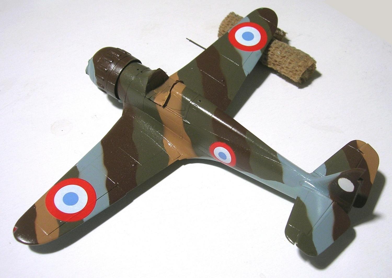 montage: Bloch MB152 Armée de l'Air [RS Models, Brengun, Falcon 1/72] - Page 4 Monta237