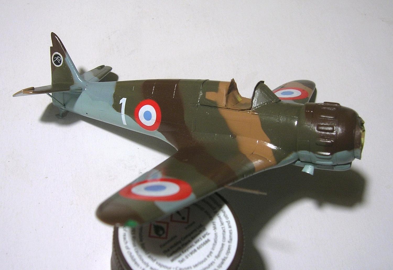 montage: Bloch MB152 Armée de l'Air [RS Models, Brengun, Falcon 1/72] - Page 5 Monta240