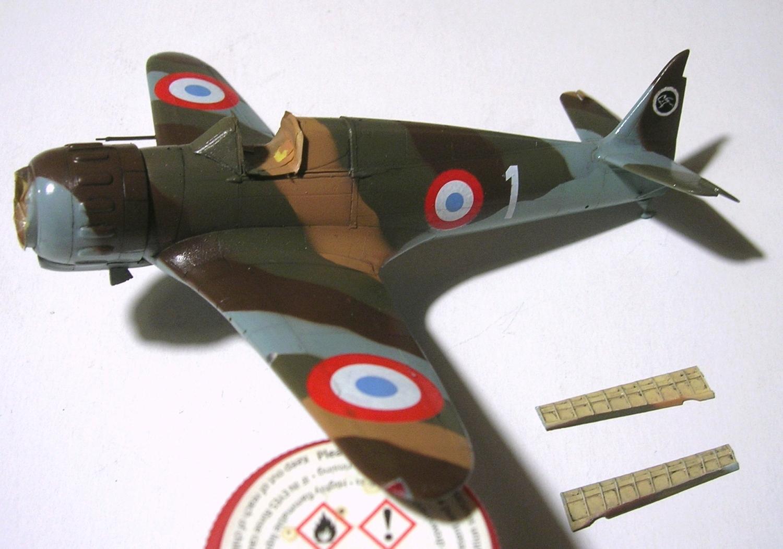 montage: Bloch MB152 Armée de l'Air [RS Models, Brengun, Falcon 1/72] - Page 5 Monta244