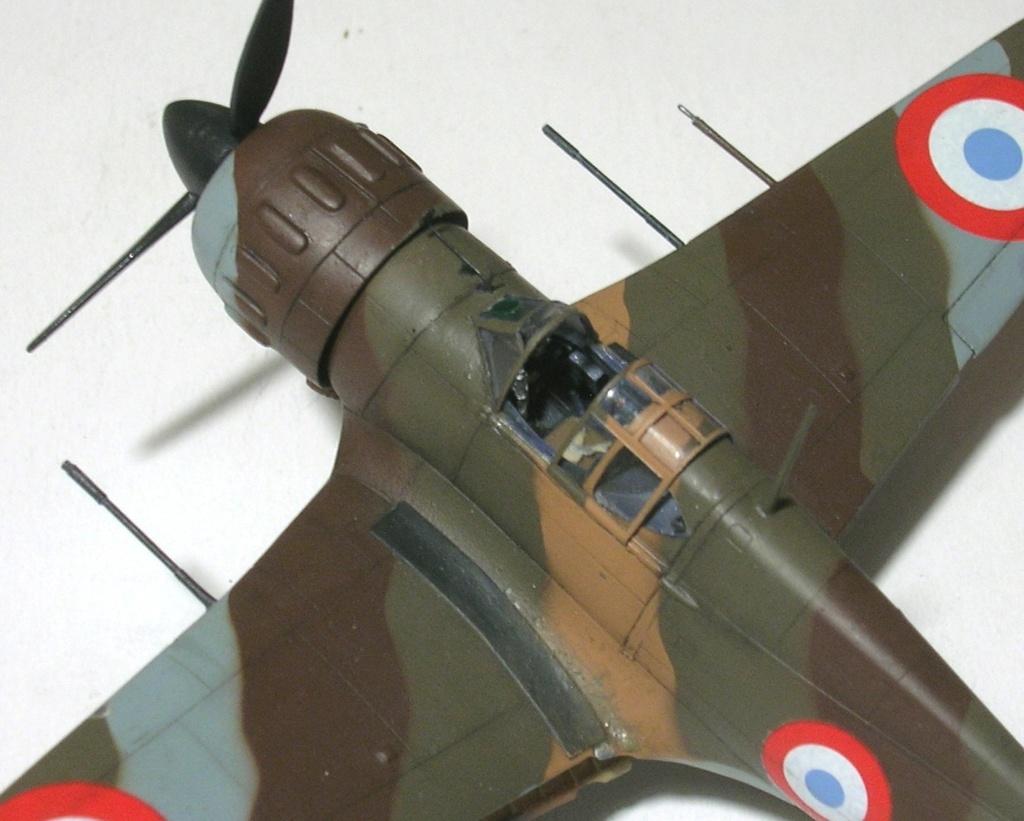 montage: Bloch MB152 Armée de l'Air [RS Models, Brengun, Falcon 1/72] - Page 6 Monta275