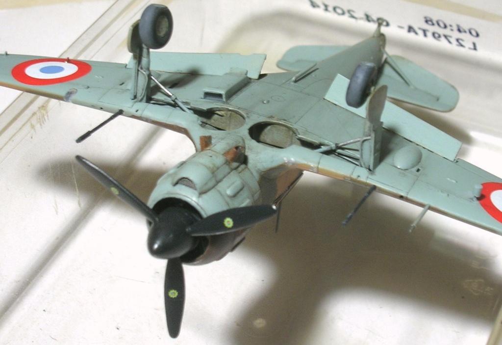 montage: Bloch MB152 Armée de l'Air [RS Models, Brengun, Falcon 1/72] - Page 6 Monta276