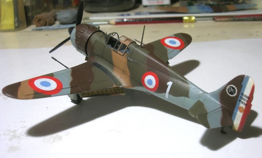 montage: Bloch MB152 Armée de l'Air [RS Models, Brengun, Falcon 1/72] - Page 6 Monta279