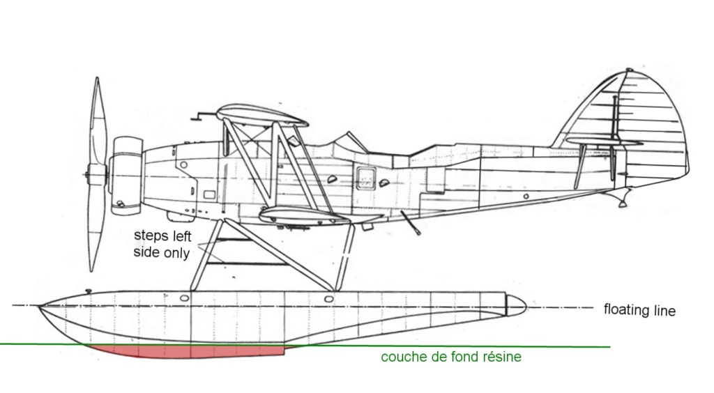Montage: Letov S328v et dio aquatique - Page 2 Monta335