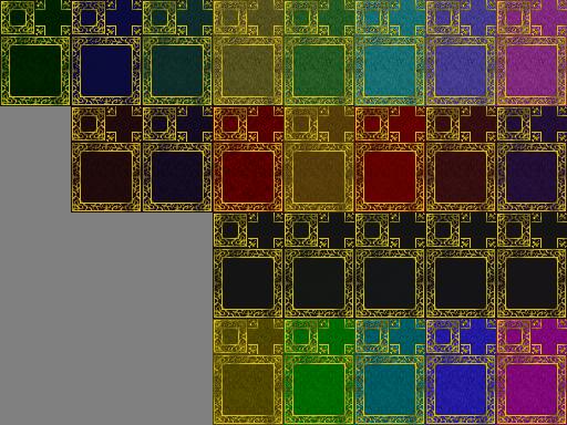 Tapis rouge (RTP) de plusieurs couleurs ! Tapis110