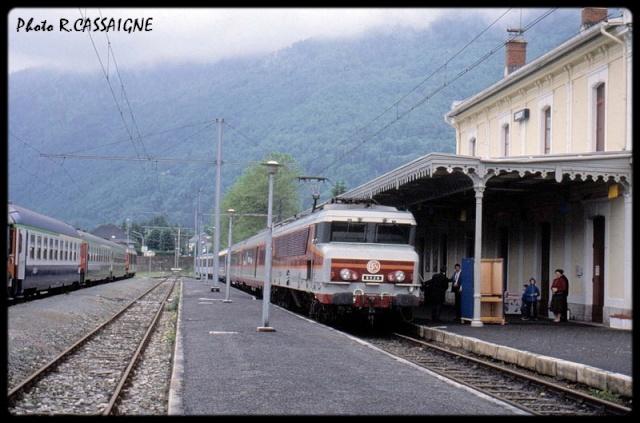 gare de Mont De Marsant 65002010