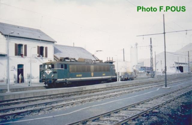 gare de Mont De Marsant Fretma10