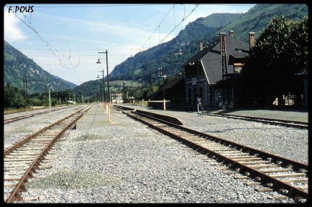 gare de Mont De Marsant Pcb5-310